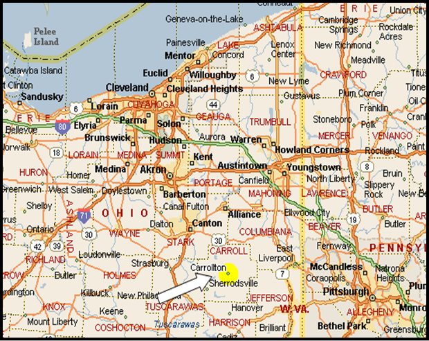 Ohio Dma Map Submited Images